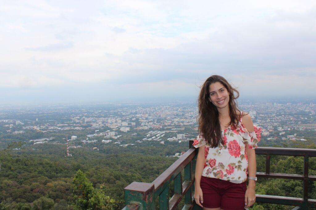 Vista de Chiang Mai