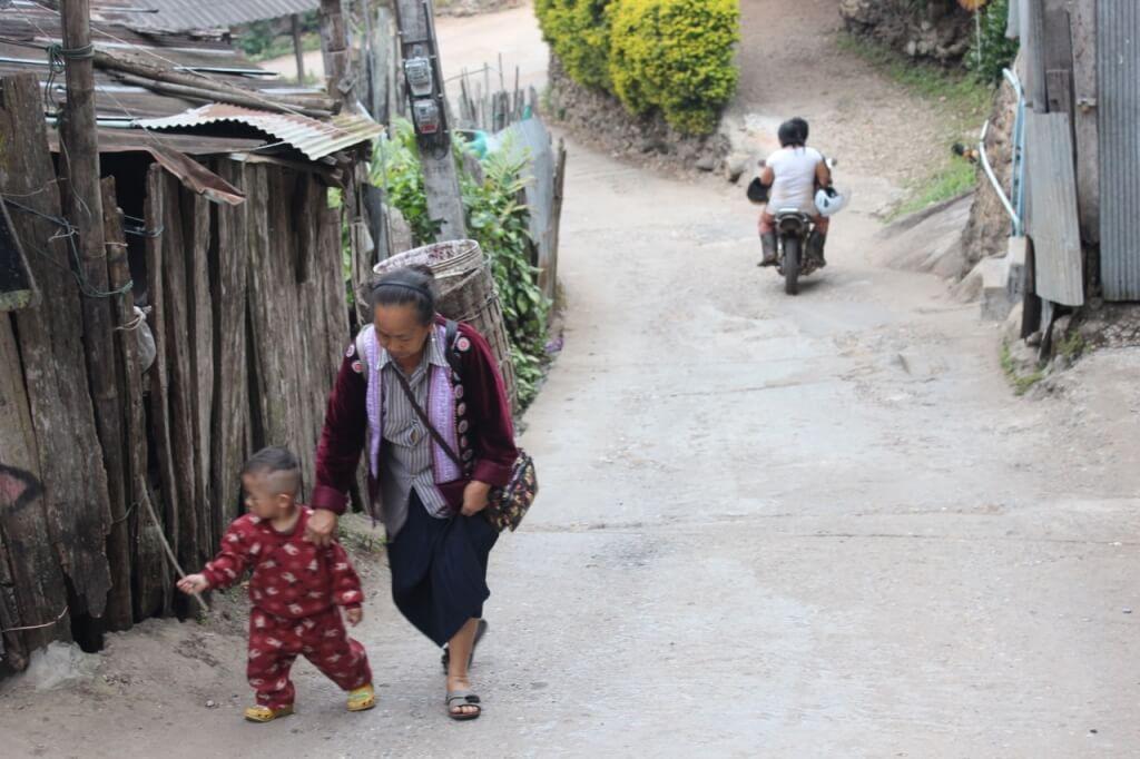 Doi Pui Village