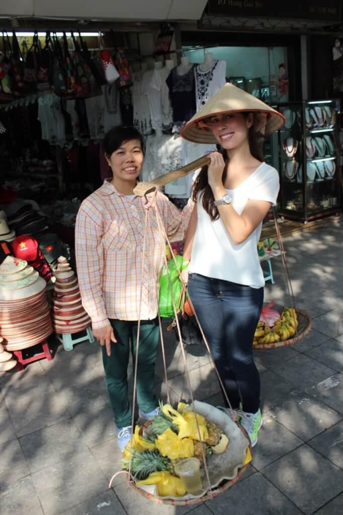 Tática eficaz para vender bananas